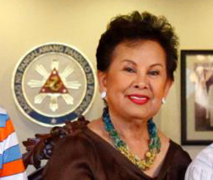 Sandigan defers arraignment for Elenita Binay | Philippine ...