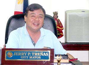 Rep. Jerry Trenas (Iloilo City website)