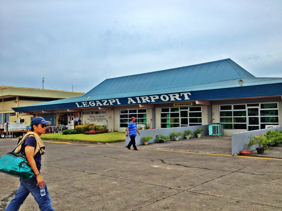 Legazpi Philippines  city images : Legazpi airport ready to accommodate international flights for APEC ...
