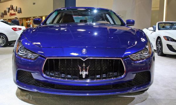 Photo of Maserati Ghibli from topspeed.com