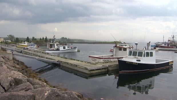 Petit de Grat wharf. fisherynation.com