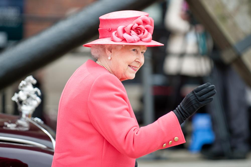 Her Royal Highness Queen Elizabeth II (Shaun Jeffers / Shutterstock)