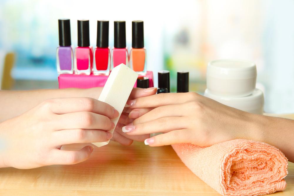 nail manicure polish beauty