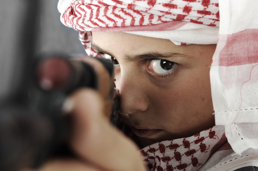 children child soldier terrorism