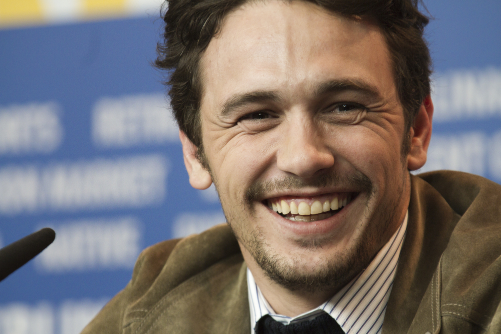 James Franco denies allegations of sexual misconduct
