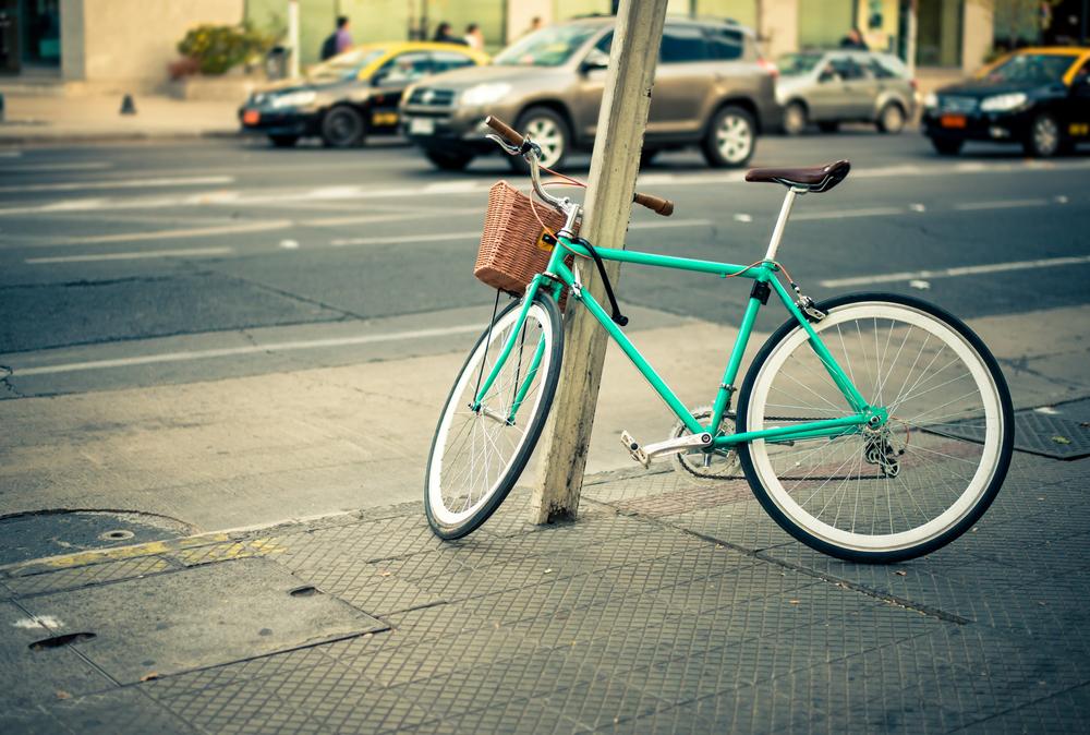 bike street transportation