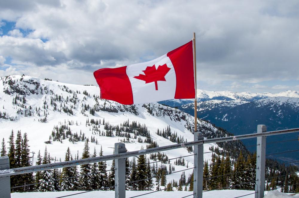 Skiing in Whistler (ShutterStock)