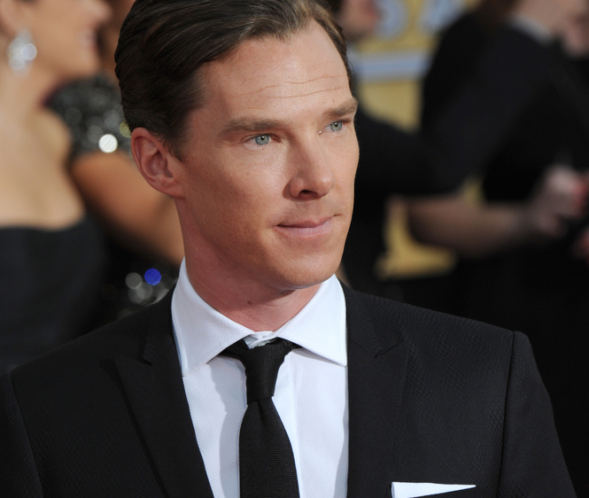 Benedict Cumberbatch plays Alan Turing in 'The Imitation Game' (Jaguar PS / Shutterstock)