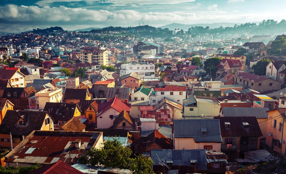 Antananarivo, Madagascar (ShutterStock)