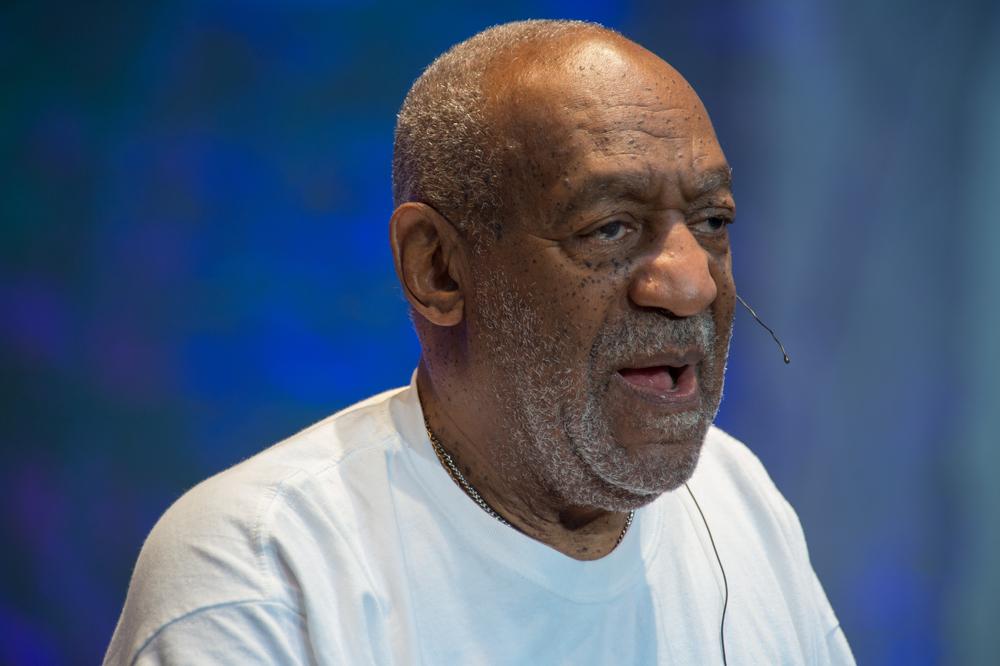 Bill Cosby (Randy Miramontez / Shutterstock)