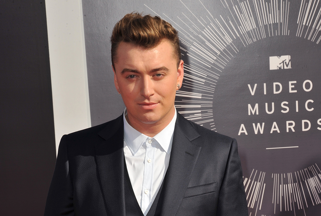 Sam Smith. Jaguar PS / Shutterstock.com