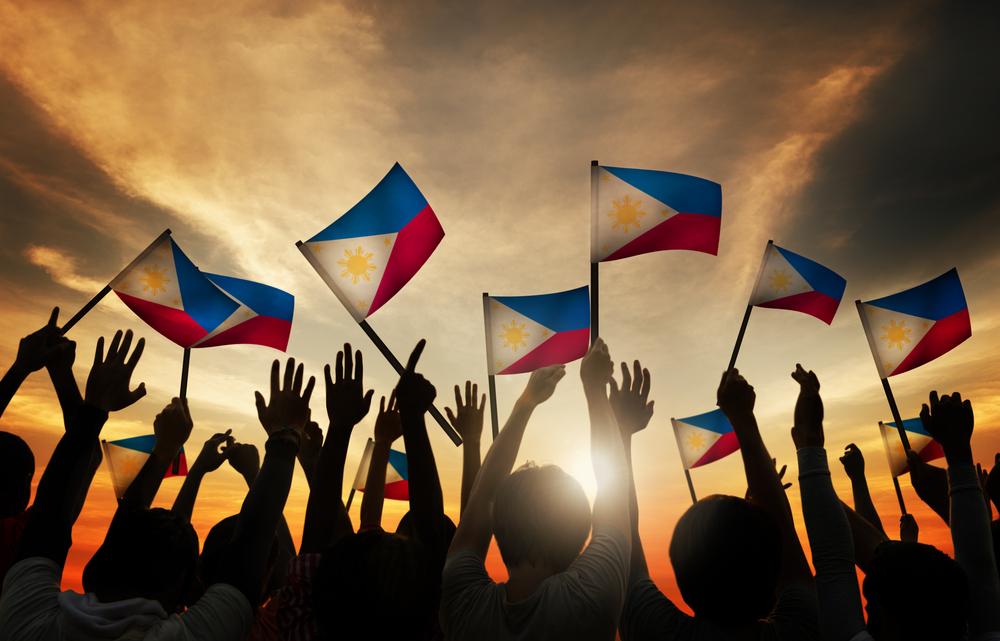 philippines filipino flag