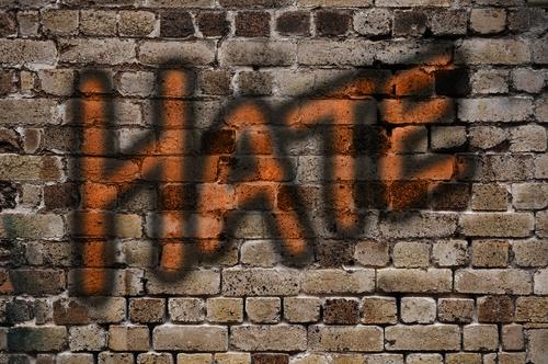 Hate_shutterstock_93871108