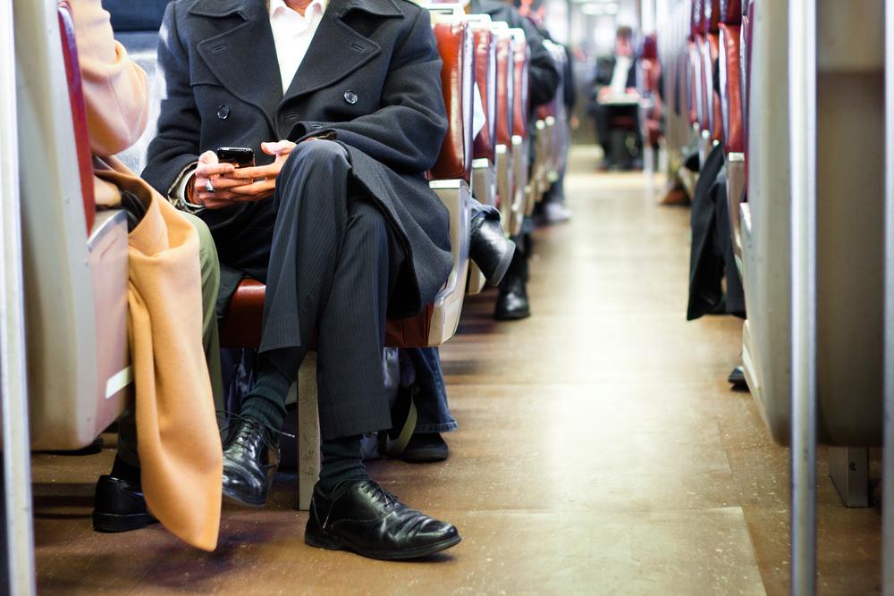 commute train transportation