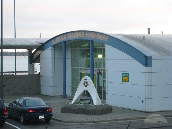 Photo courtesy of Alaska Ferry Vacations