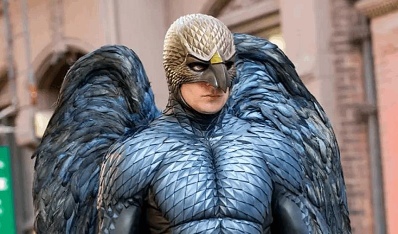 """Screenshot from """"Birdman."""""""