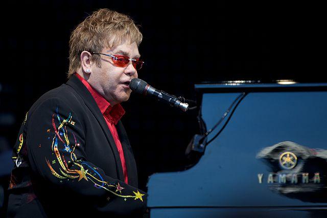 Elton John. Ernst Vikne / Flickr.