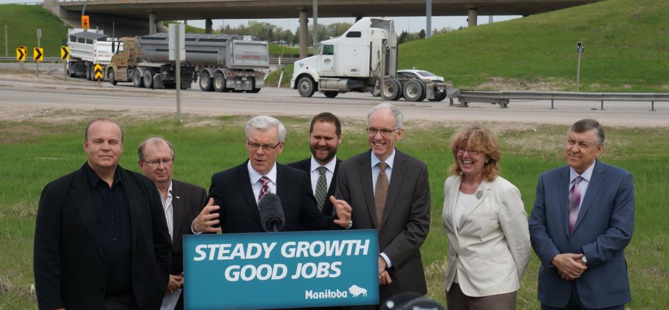 Manitoba Premier Greg Selinger (Facebook photo)