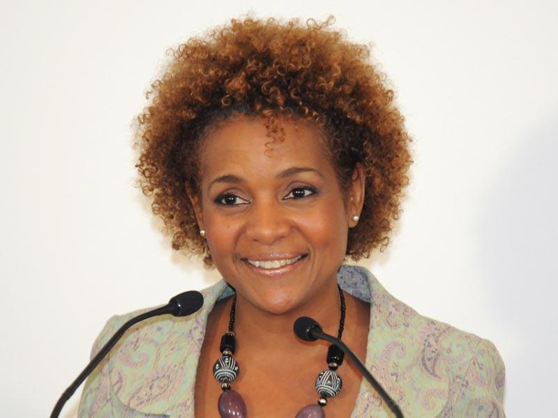Michaelle Jean (Photo courtesy of UNESCO)