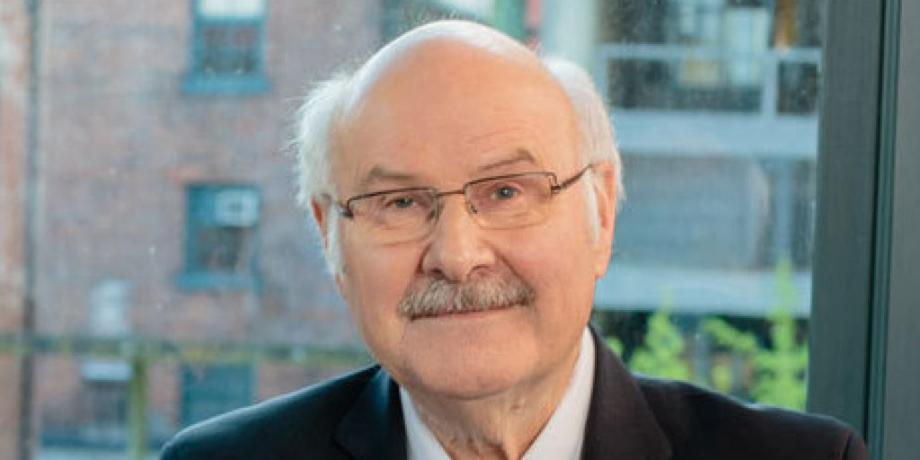 Premier Mike Harcourt (True Leaf Facebook photo)