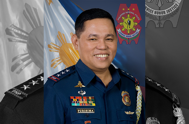 Philippine National Police Director General Alan Purisima.
