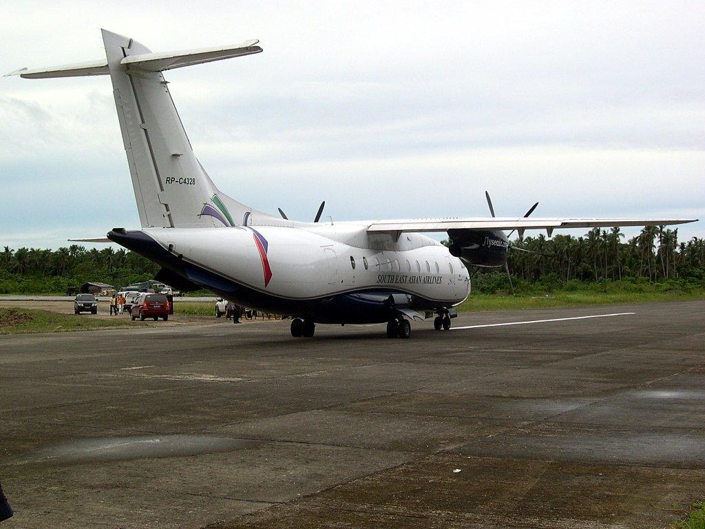 Boronga Airport