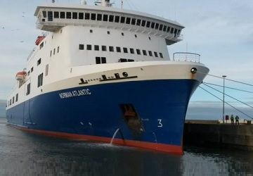 Norman Atlantic ferry (stock image: directferries.co.uk)