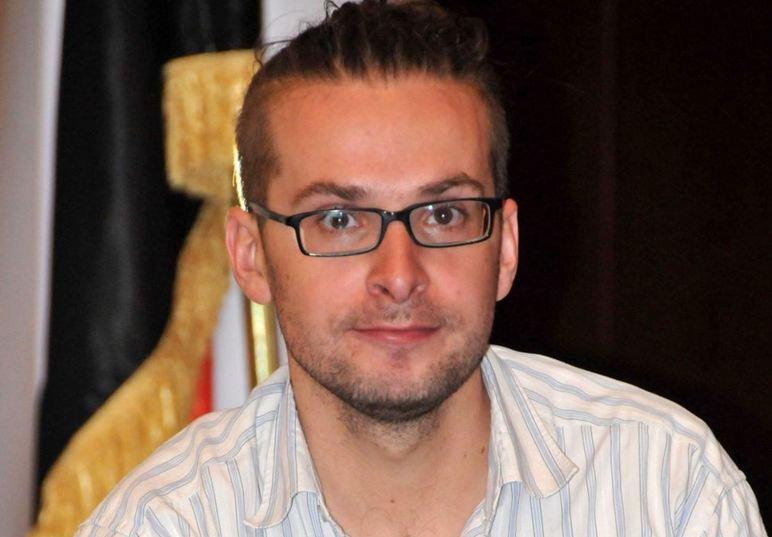 Luke Somers, 33-year-old British-born U.S. journalist
