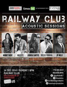 railway club dec event