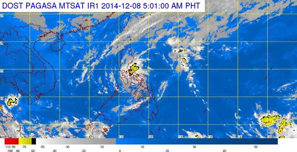 ruby hagupit dec8 5am