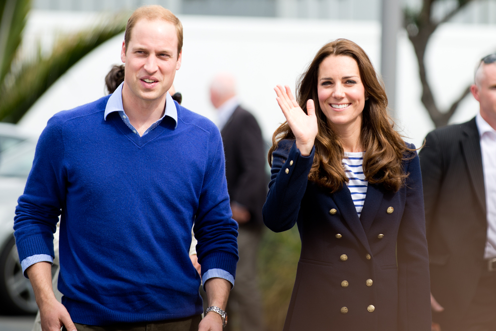 FILE: Duke and Duchess of Cambridge (Prince William and Kate Middleton) (Shaun Jeffers / Shutterstock)