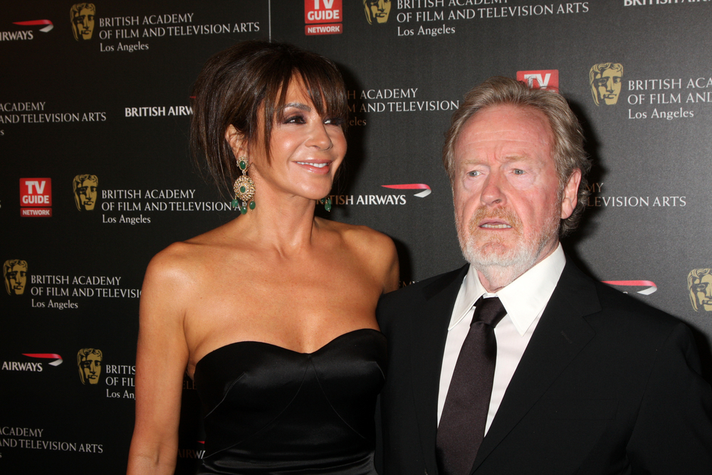 Ridley Scott arrives at the 19th Annual BAFTA Los Angeles Britannia Awards at Hyatt Regency Century Plaza on November 4, 2010 in Century City, CA (Helga Esteb / Shutterstock)