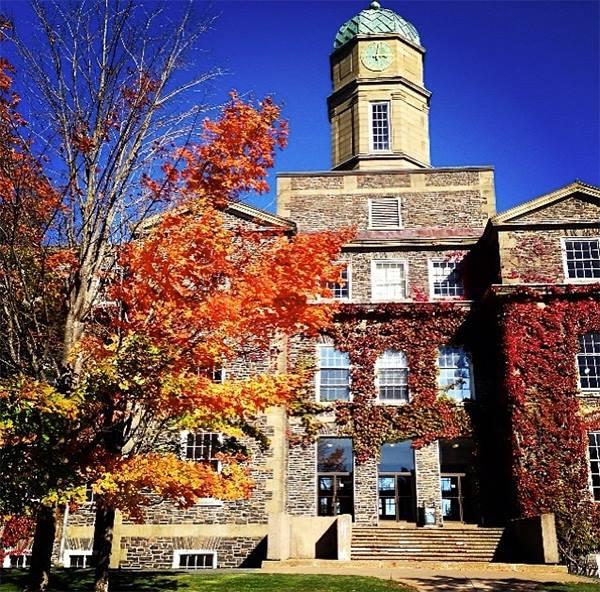 Dalhousie University (Photo by Chris Lacher)