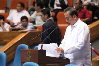 Iligan City Rep. Vicente Belmonte (Iligan City Tourism website)