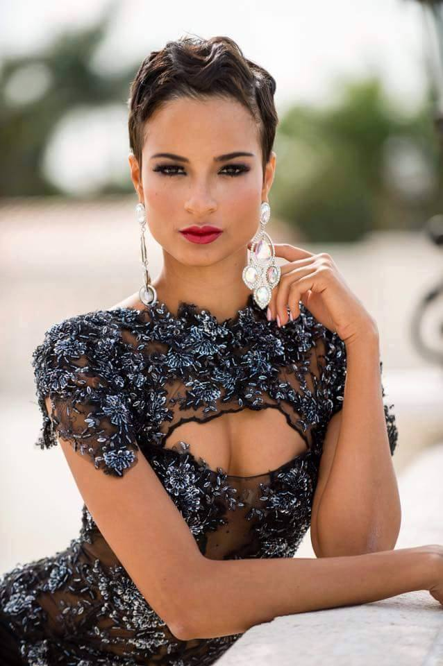 Miss Jamaica, Kaci Fennel (Facebook photo)