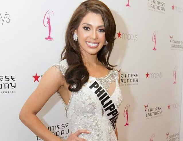 Miss Universe - Philippines 2015 MJ Lastimosa (Facebook photo)