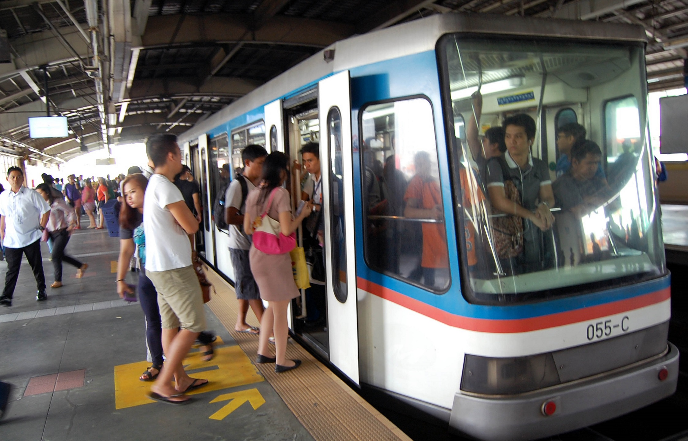 DOTC needs to justify train fare hike says Congress