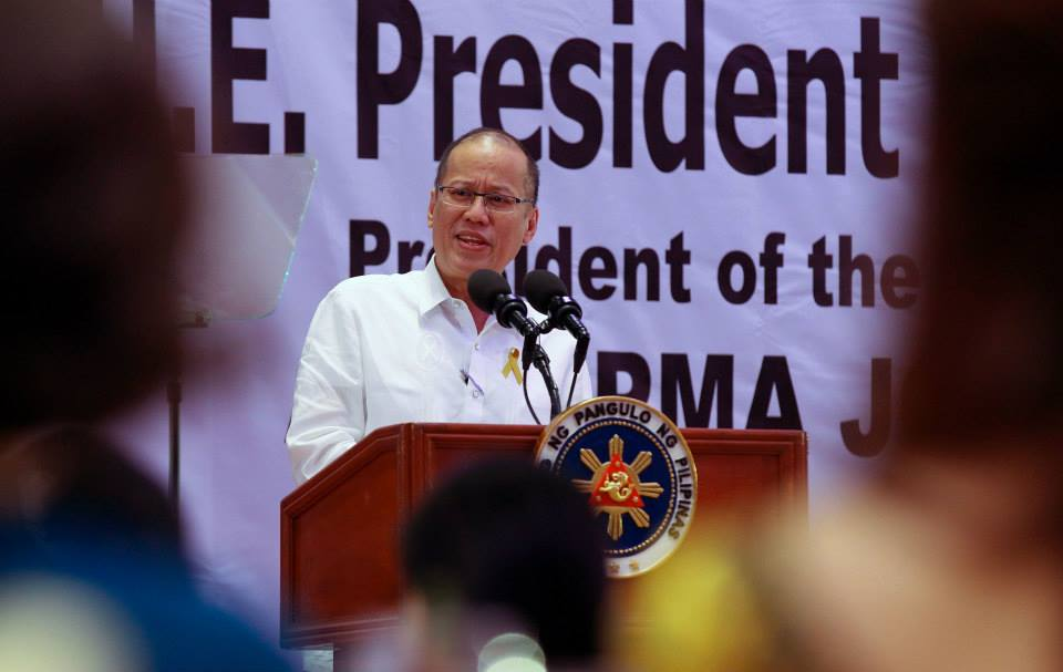 "President Benigno S. Aquino III delivers his speech during the Association of the Philippine Physicians in America–Philippine Medical Association (APPA-PMA) Joint Congress 2015 Opening Ceremony at the Rigodon Ballroom of the Manila Hotel in One Rizal Park, Manila City on Thursday (January 08, 2015). With theme: ""Partnership in Advancing Healthcare in the Philippines."" (Photo by Robert Viñas/ Malacañang Photo Bureau)"