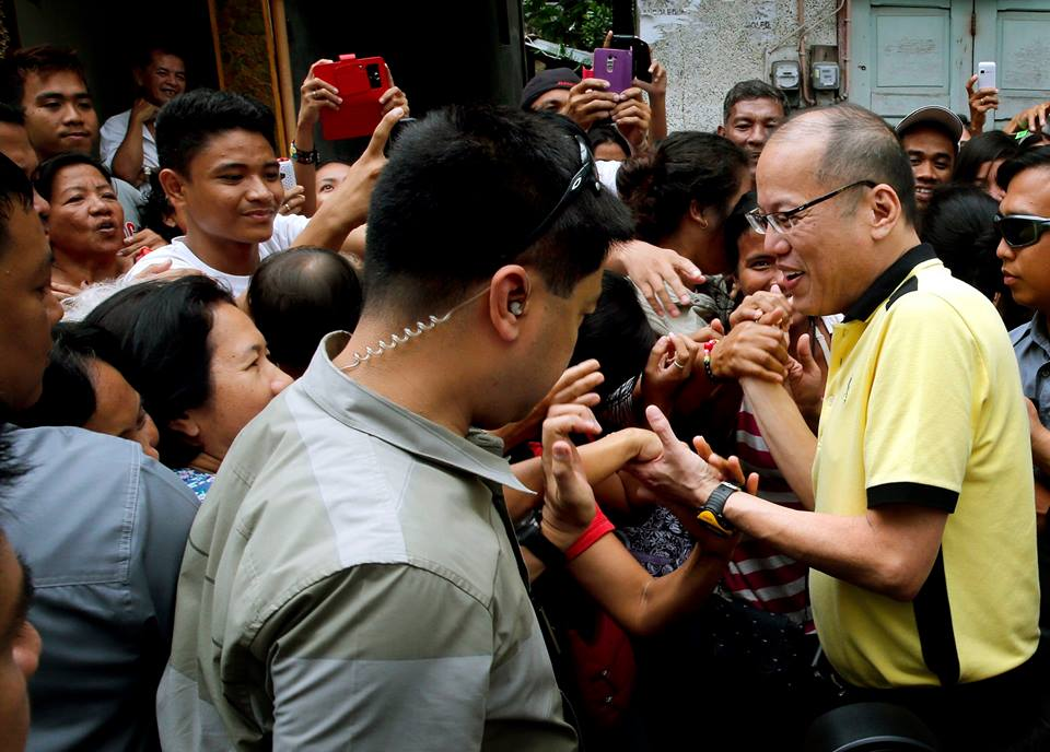 President Benigno Aquino III (Malacanang Photo Bureau)