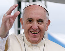 Pope Francis (Wikipedia Photo)