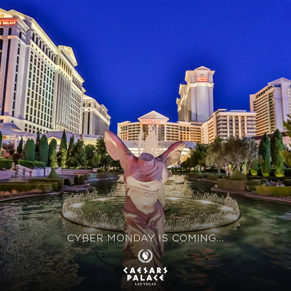 Caesars Palace (Facebook page)