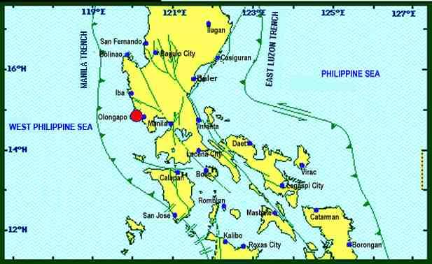 PHIVOLCS: No expected damage from magnitude 6.0 earthquake; aftershocks expected.