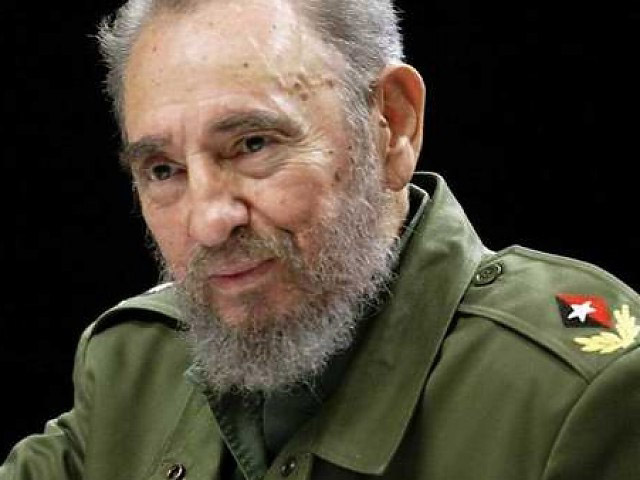 Fidel Castro (Photo courtesy of Giornale Italia)