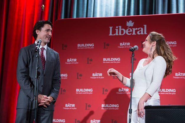 Justin Trudeau (Facebook page)
