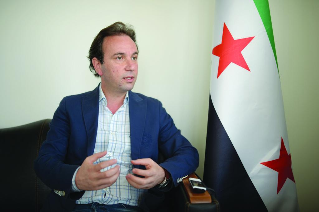 Khaled Khoja (www.albawaba.com)