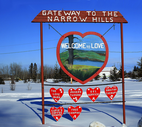 Love, Saskatchewan (AxiePics / Flickr)