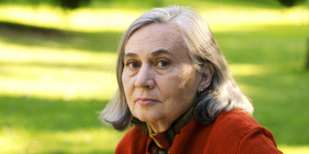 Pulitzer Prize winning author Marilynne Robinson (Photo courtesy of Institute of Sacred Music, Yale University)