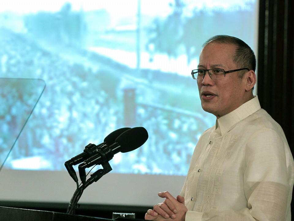 President Benigno Simeon Aquino III (Malacañang Photo Bureau)
