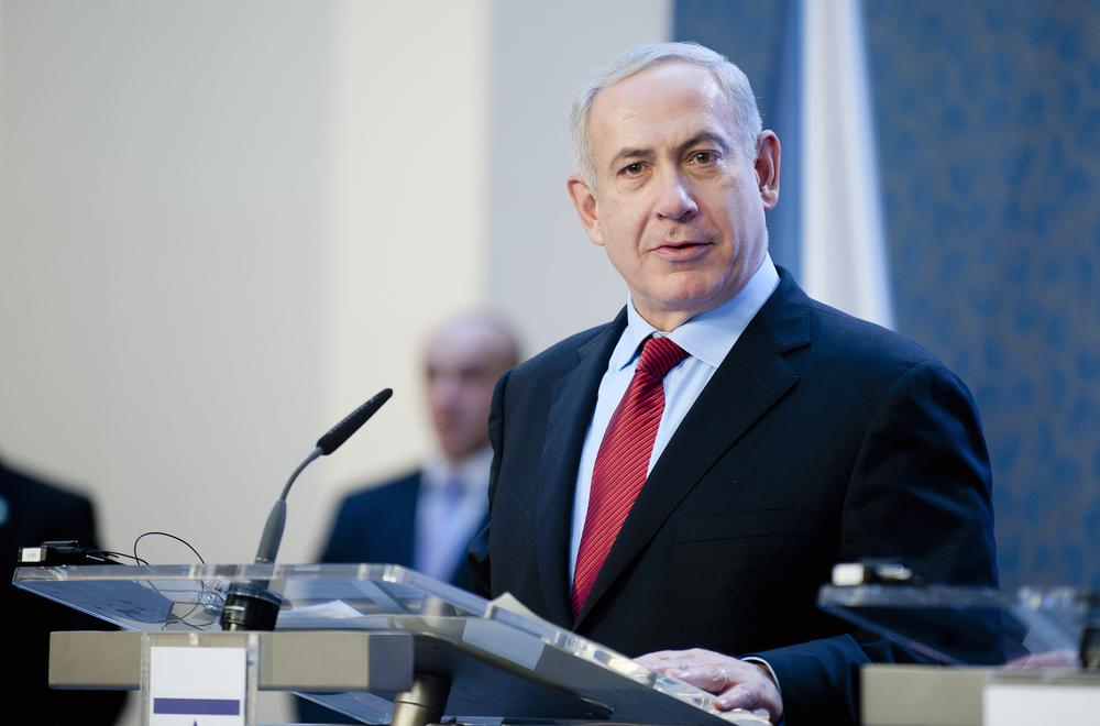 Israeli Prime Minister Benjamin Netanyahu (yakub88 / Shutterstock)