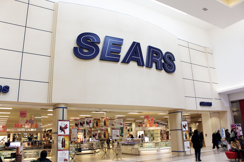 Sears Department Store in Toronto (Niloo / Shutterstock)